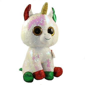 TY Flippable Sequins Stardust The Unicorn Large