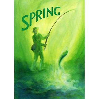 Spring: A Collection of Poems, Songs and Stories for Young Children (Kindergarten S.)