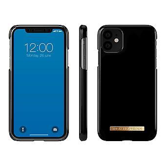 iDeal Of Sweden iPhone 11 / XR Shell - Matte Black