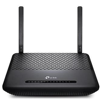 Tp-リンク アーチャー Vr500V Ac1200 1200Mbps デュアル バンド ワイヤレス ギガビット Voip