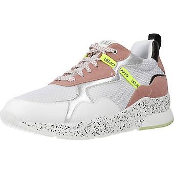 Liu-jo Sport / Karlie Sneakers 35 Kleur Naakt