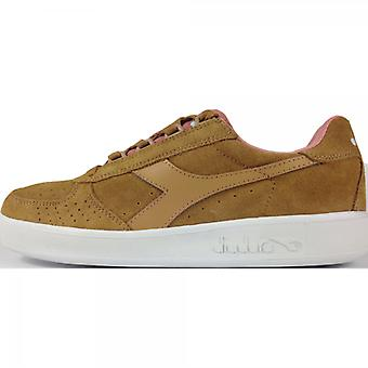 Diadora Elite Tan Suede Trainers 501.170952