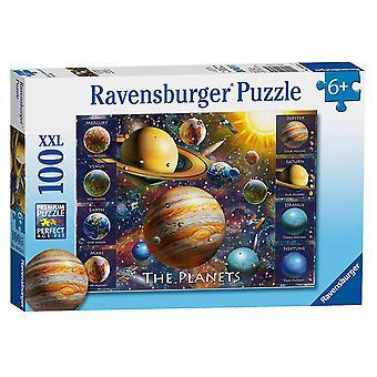 Ravensburger planetas XXL 100pc Jigsaw Puzzle