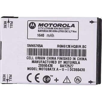 OEM Motorola BT91 Extended Battery for K1 MotoQ KRZR A455 W385 W766 SNN5765A