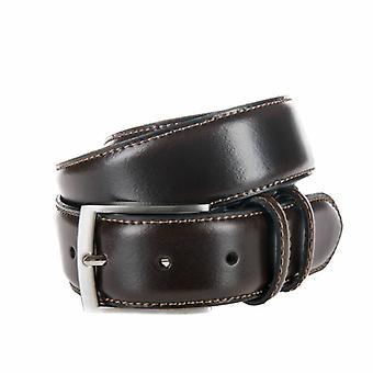 Beautiful Duo-Tone Brown Men's Belt