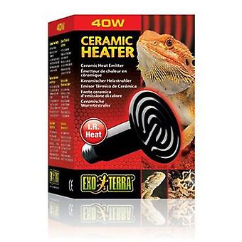 Exo Terra Ceramic Heater (Reptiles , Heaters , Lamps)