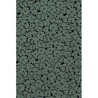 Mens Shirt Plant Print-Slim Fit Blouse men-3025-Green