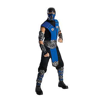 Mortal Kombat Mens Subzero Costume