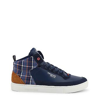 Trussardi Original Hommes Printemps/Summer Sneakers - Blue Color 36923
