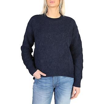 Tommy Hilfiger Original Women Automne/Winter Sweater - Blue Color 38975