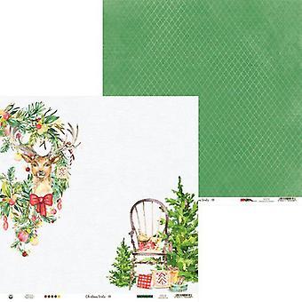 Piatek13 - Paper Christmas treats 03 P13-CHT-03 12x12