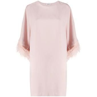 P.a.r.o.s.h. D723114p063 Women's Pink Polyester Dress
