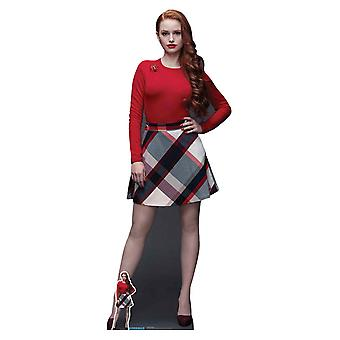 Cheryl Blossom from Riverdale Official Lifesize Cardboard Cutout / Standee
