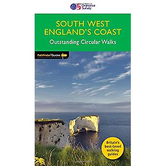 South West England's Coast de Sue Viccars - 9780319091135 Libro