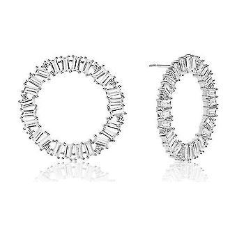 Sif Jakobs Earrings Antella Circolo Grande SJ-E0325-CZ