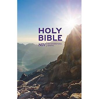 NIV Thinline Value Hardback Bible by New International Version - 9781