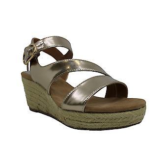 Style & Co. Womens Xenaap åben tå casual ankel rem sandaler