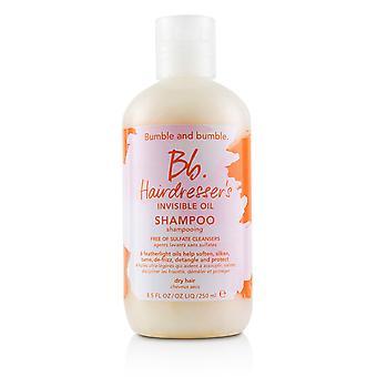 Bb. hairdresser's invisible oil shampoo (dry hair) 175236 250ml/8.5oz