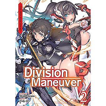 Division Maneuver Vol. 2 - Binary Hero (Light Novel) av Shippo Senoo