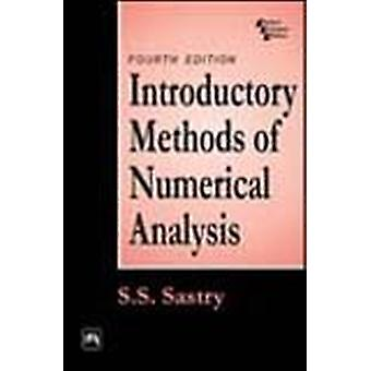 Introductory Methods of Numerical Analysis by S. Shankar Sastry - 978