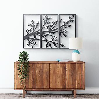 Arte della parete in metallo - Filiale