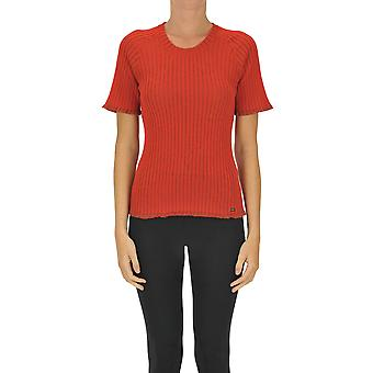 Nenette Ezgl266144 Women's Red Other Materials Sweater