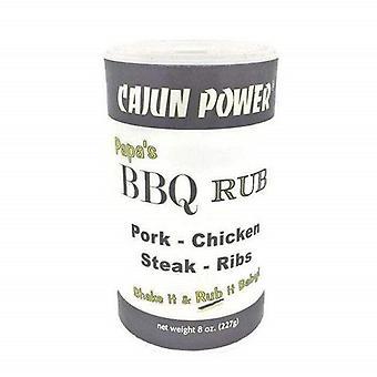 Cajun Power Papa's BBQ Rub