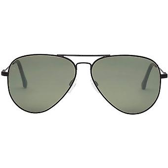 Electric California AV1 XL Sunglasses - Matte Black/Grey