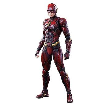 Justice League Movie Flash Play Arts Action Figure