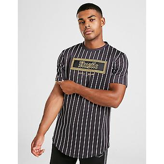 Nieuwe Supply & Demand Men's Rule T-Shirt Zwart