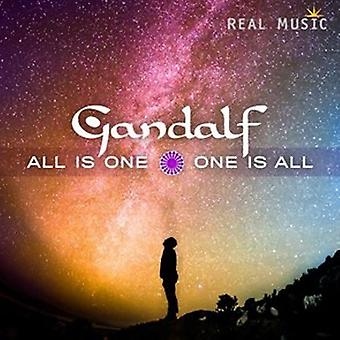 Gandalf - All Is One-One Is All [CD] USA import