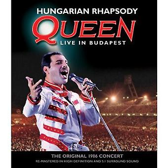 Queen - Queen-Hungarian Rhapsody: Queen Live in Budapest [BLU-RAY] USA import