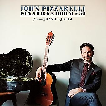 John Pizzarelli - Sinatra & Jobim at 50 [CD] USA import