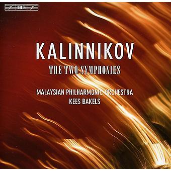 Malaysian Philharmonic Orchestra - Kalinnikov: The Two Symphonies [CD] USA import