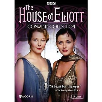 Huis van Eliott: Complete Series [DVD] USA import