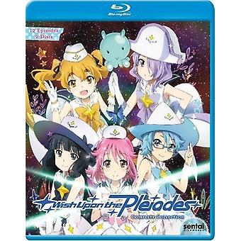 Wish Upon the Pleiades [Blu-ray] USA import