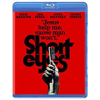 Short Eyes [BLU-RAY] USA import