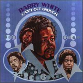 Barry White - Can't Get Enough [CD] USA import