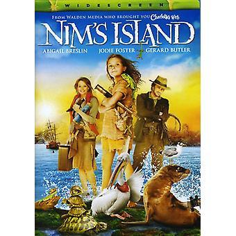 Nim's Island [DVD] USA import