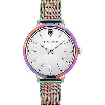 الشرطة - ساعة اليد - السيدات - PL16035MSRW.04MM -