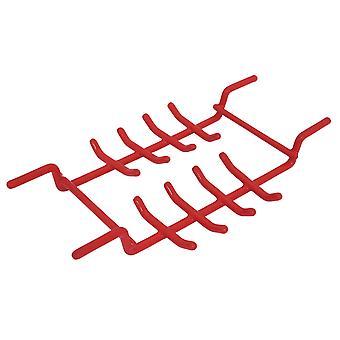 Plastic cu ultrasunete single rack