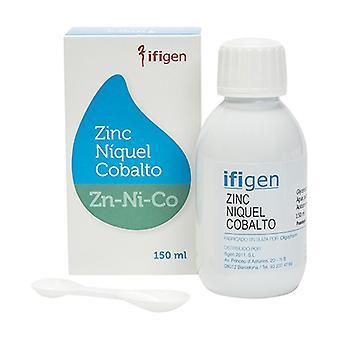 Zinc, Nickel and Cobalt (Zn-Ni-Co) 150 ml