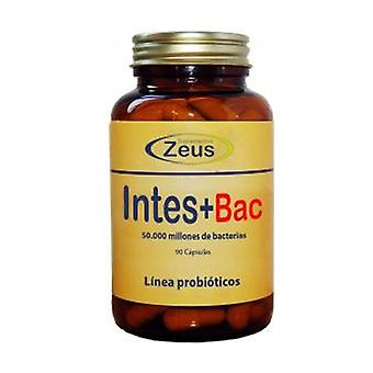Intesty + Bac 90 vegetable capsules