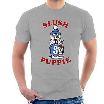 Slush Puppie Logo Men's T-Shirt