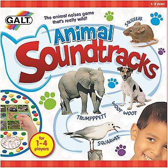 Galt Animals Soundtracks