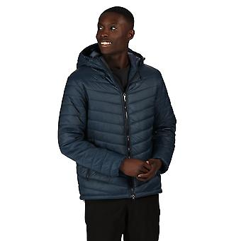 Regatta Mens Volter Loft Insulated Quilted Hooded Jacket
