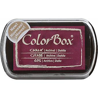 Clearsnap ColorBox Chalk Ink Full Size Dahlia