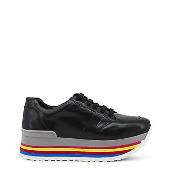Ana lublin felicia women's synthetic leather sneakers
