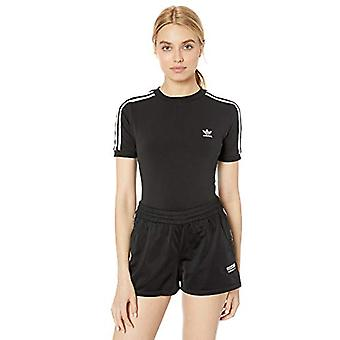 adidas Originals Women's Superstar Body Suit, Scarlet/White, X-Large