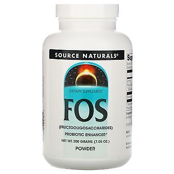 Fonte Naturali, Polvere FOS, 7.05 oz (200 g)